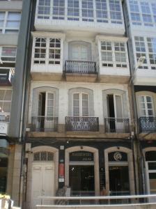 Fachada Casa Museo Picasso
