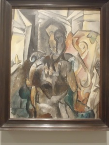 Nude in an Armchair, 1909-10