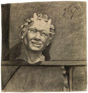 Cabeza de fauno, 1894