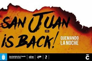 san juan is back