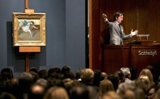 Sotheby's. Una de las casas de subastas más reconocidas del mundo.