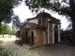 Capilla Cementerio San Amaro