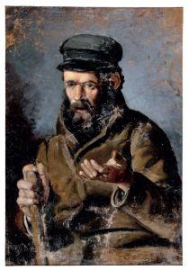 Hombre con gorra