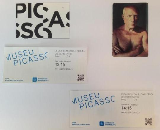 tickets picasso