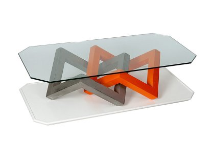 mesa cubista